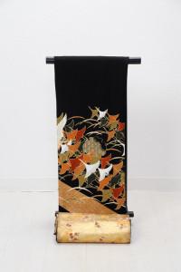 T-0003  ¥25,000  「鶴を基調に現代風にアレンジ」  大幅値下げ → ¥18,000