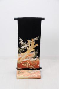 T-0004  ¥25,000  「萩の花と結びリボンが印象」  大幅値下げ → ¥18,000