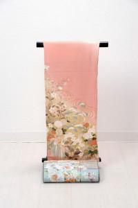V-0014 ¥25,000 「花を豊富にアレンジ、清楚な雰囲気を漂う世界」  大幅値下げ → ¥18,000