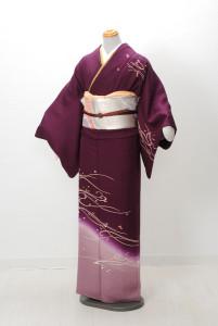 V-0012  ¥15,000 「手書きのオリジナルな小紋風」  大幅値下げ → ¥13,000