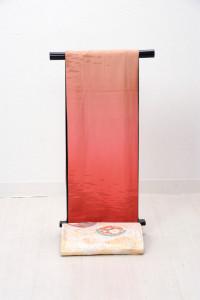 V-0010 ¥15,000 「夕焼けの色を大胆に表現」   大幅値下げ → ¥13,000