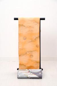 V-0007  ¥15,000 「オレンジを基調にした幻想的な色合い」  大幅値下げ → ¥13,000